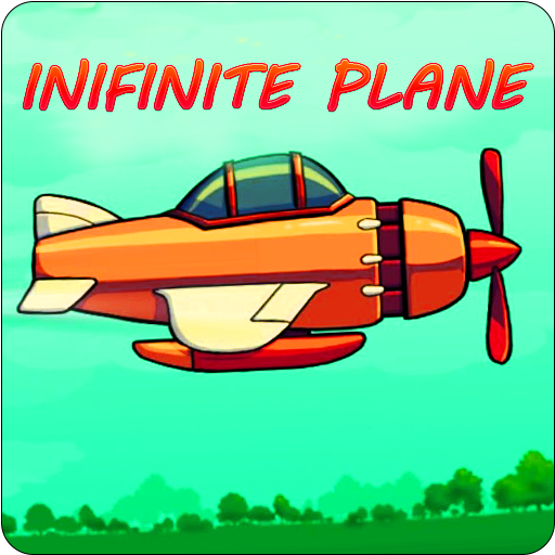 Infinite plane flight 2d