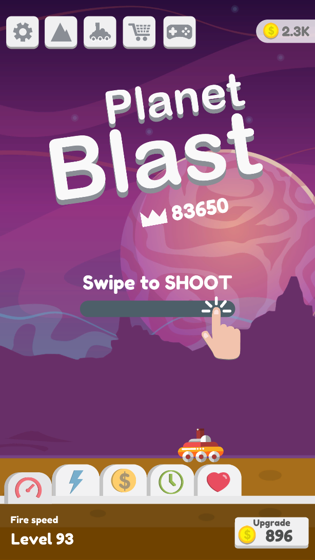 Planet Blast