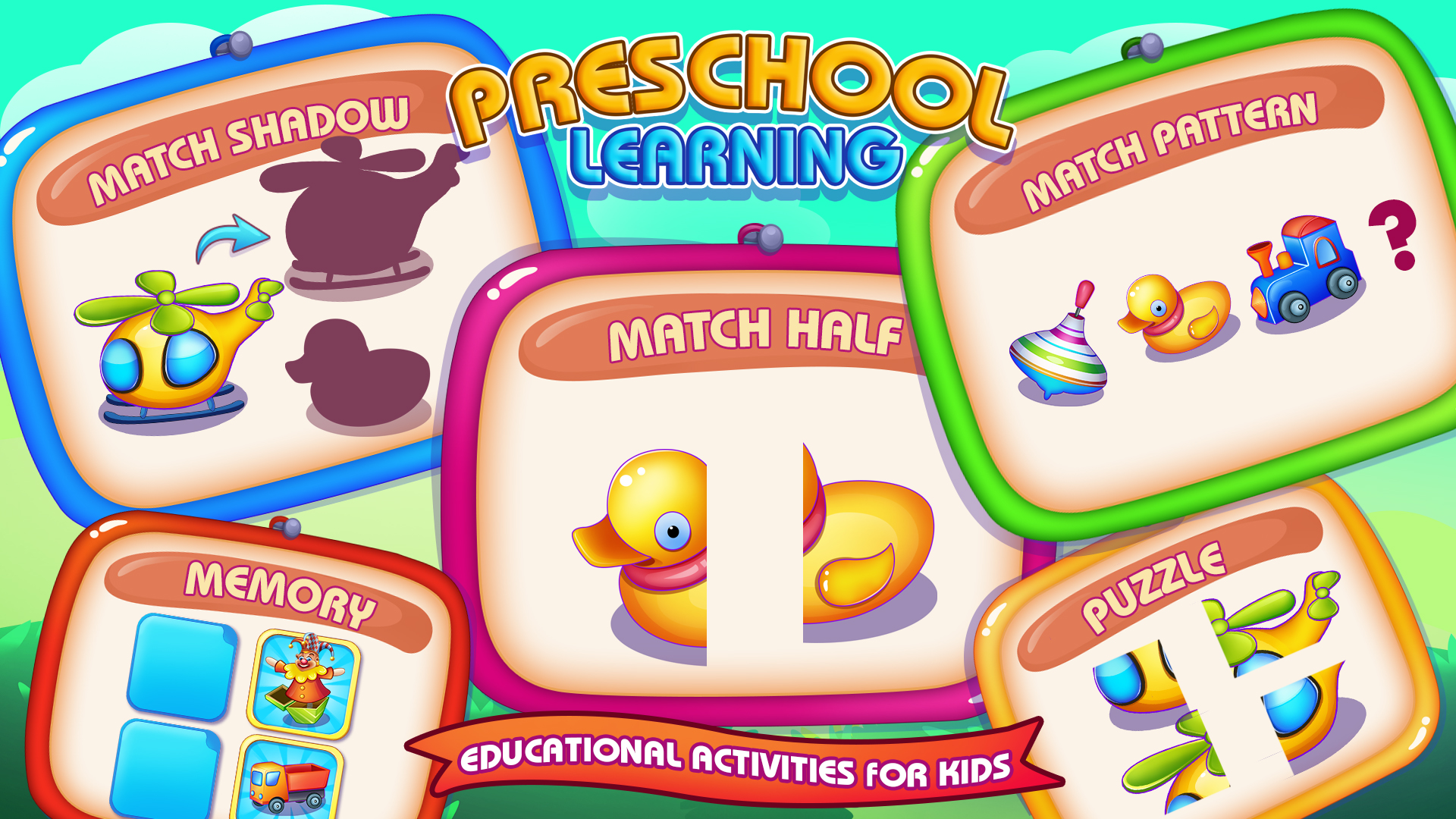 Preschool Learning - Cognitive & General Abilities