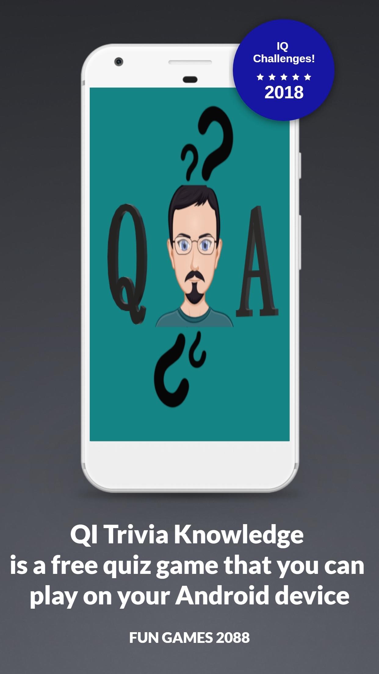QI Trivia Knowledge Quiz