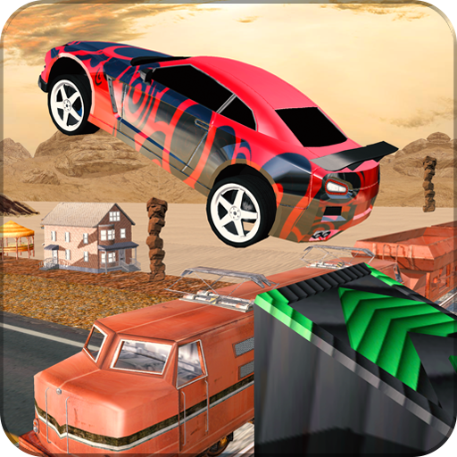 Racing Vehicles Highway Stunts