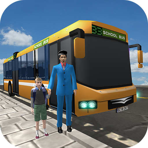 School Bus Driver: Kids Fun