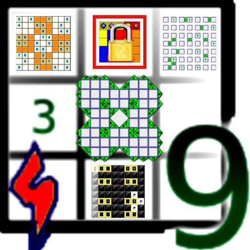 Sudoku Famille Kakuro Akari Futoshiki