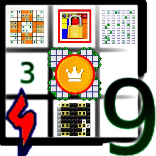 Sudoku Famille Premium Kakuro Akari Futoshiki