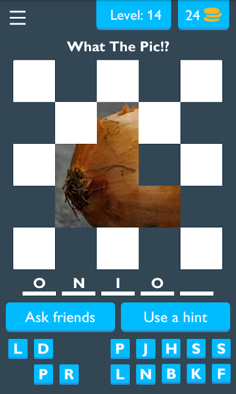 What The Pic!? - Photo Quiz