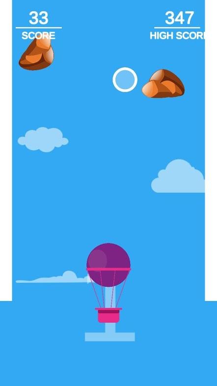 Air Balloon Up