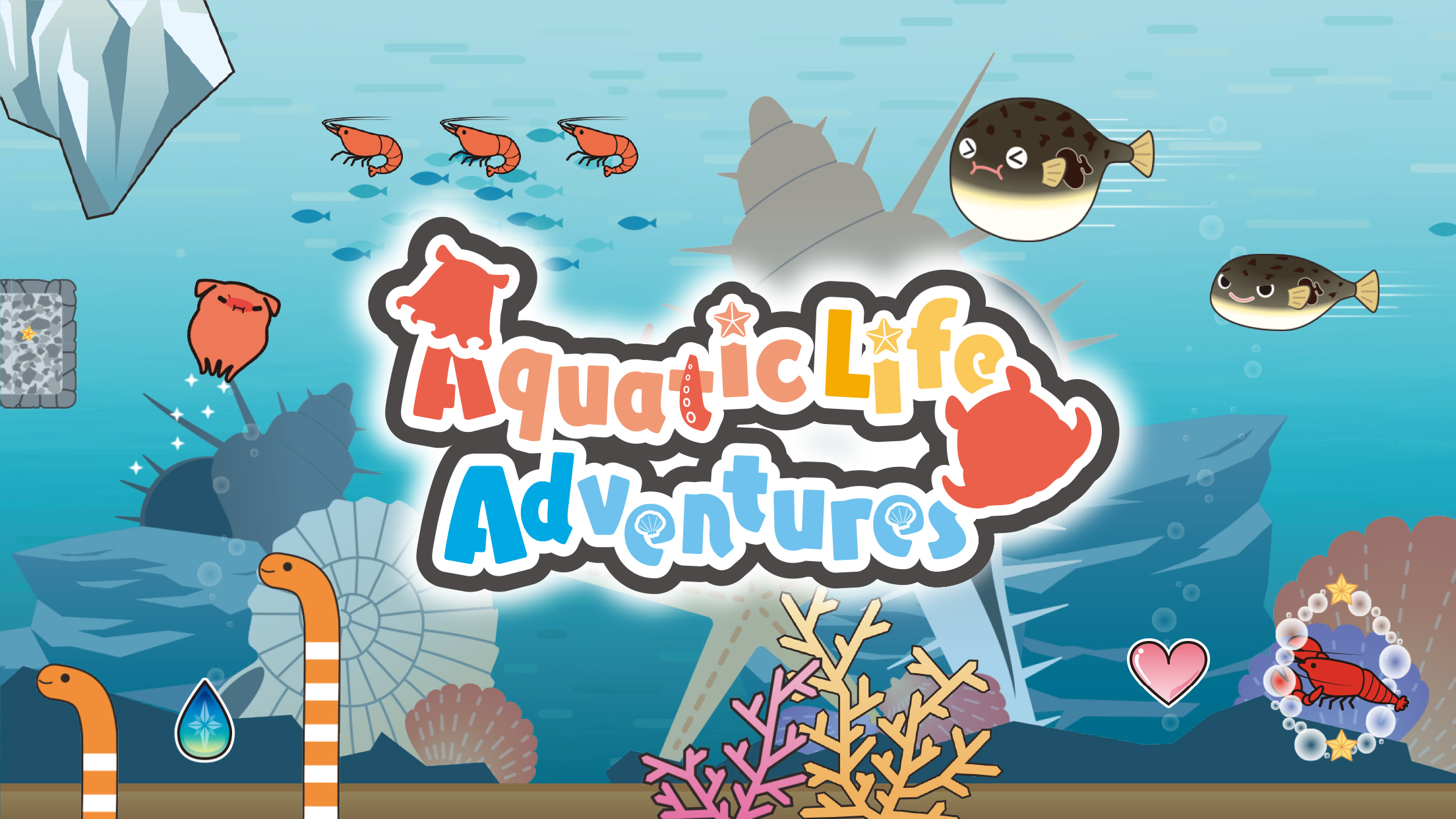 Aquatic life adventure