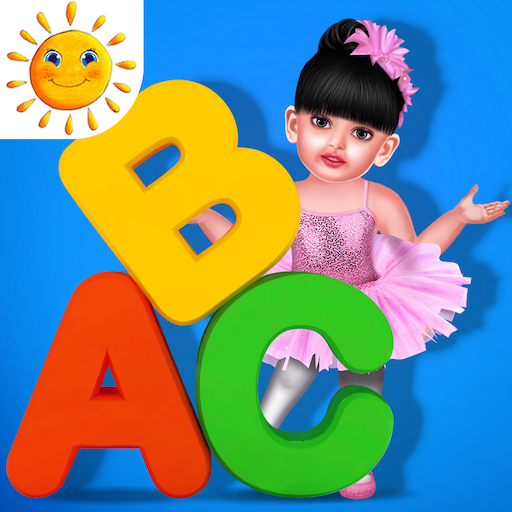 Baby Aadhya's Alphabets World