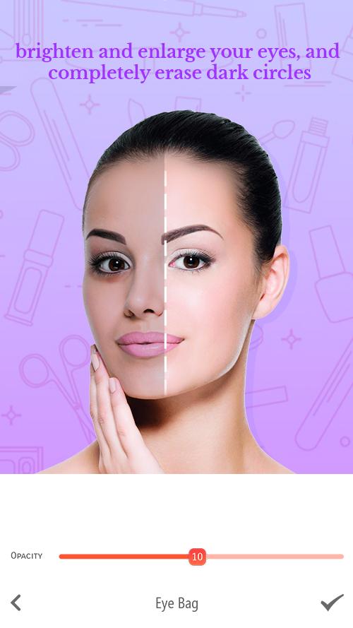 Beauty face Makeup