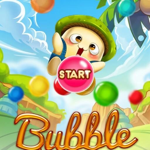 Bubble wild shooter