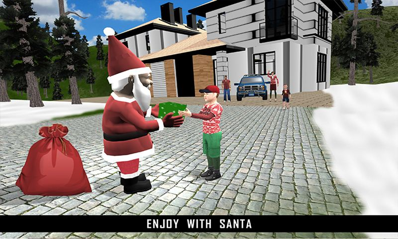 Christmas to New Year Winter Vacations