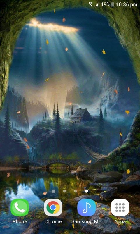 Dream Land Live Wallpaper