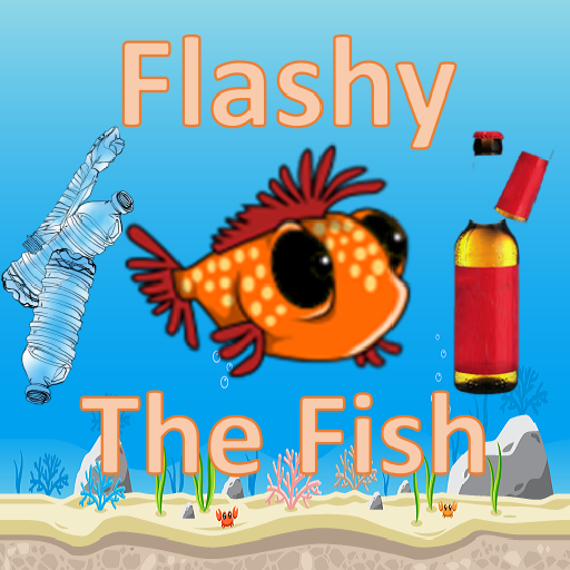 Flashy The Fish