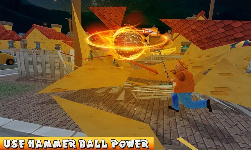 Hammer Ball Hero.io