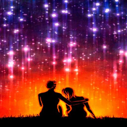 Love Light Live Wallpaper