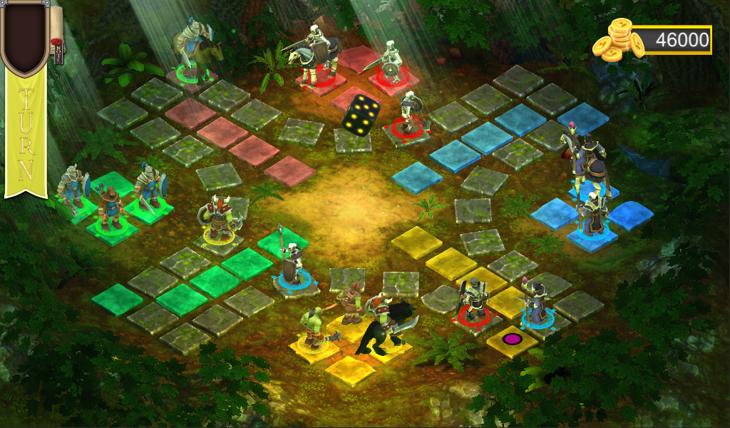 Ludo Fantasy Battle