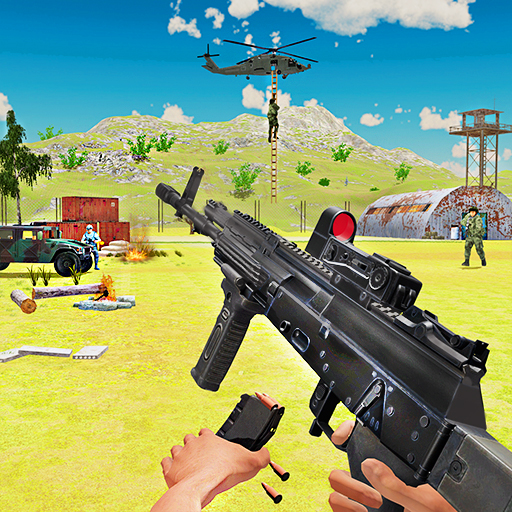 Modern Sniper Shooting Gun Expert - Commando Games
