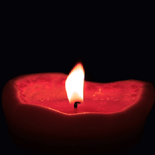 Red Candle Light LWP