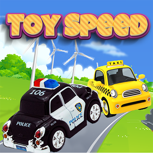 Toy Speed - Zigzag Funny