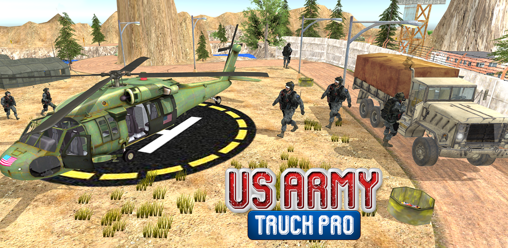 US Army Truck Pro:Army Transport