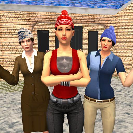 Virtual Sister Happy Home