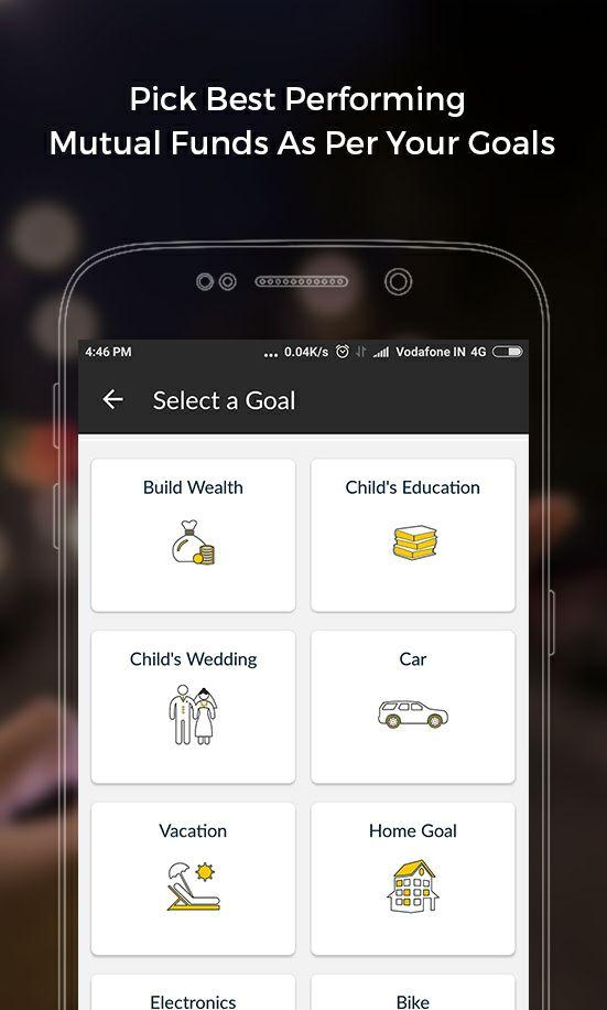 Angel BEE - Mutual Fund Investment App