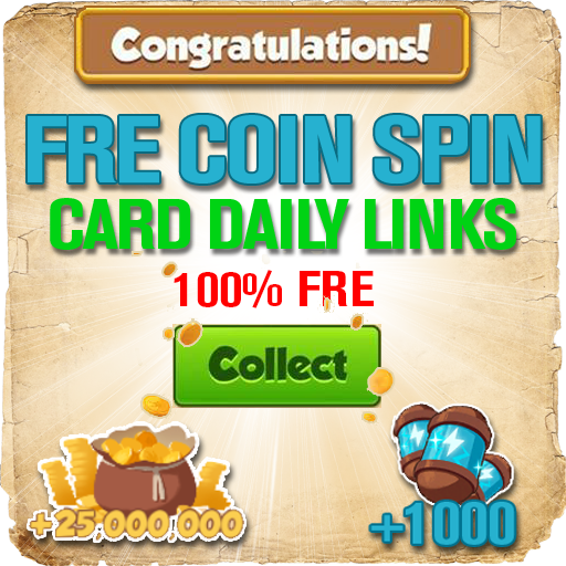 BlueMoon Free Spins and Coins Link For Coin Master