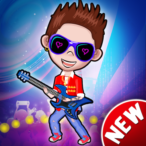 Christmas Band Party Clicker Pop Star Dance Game
