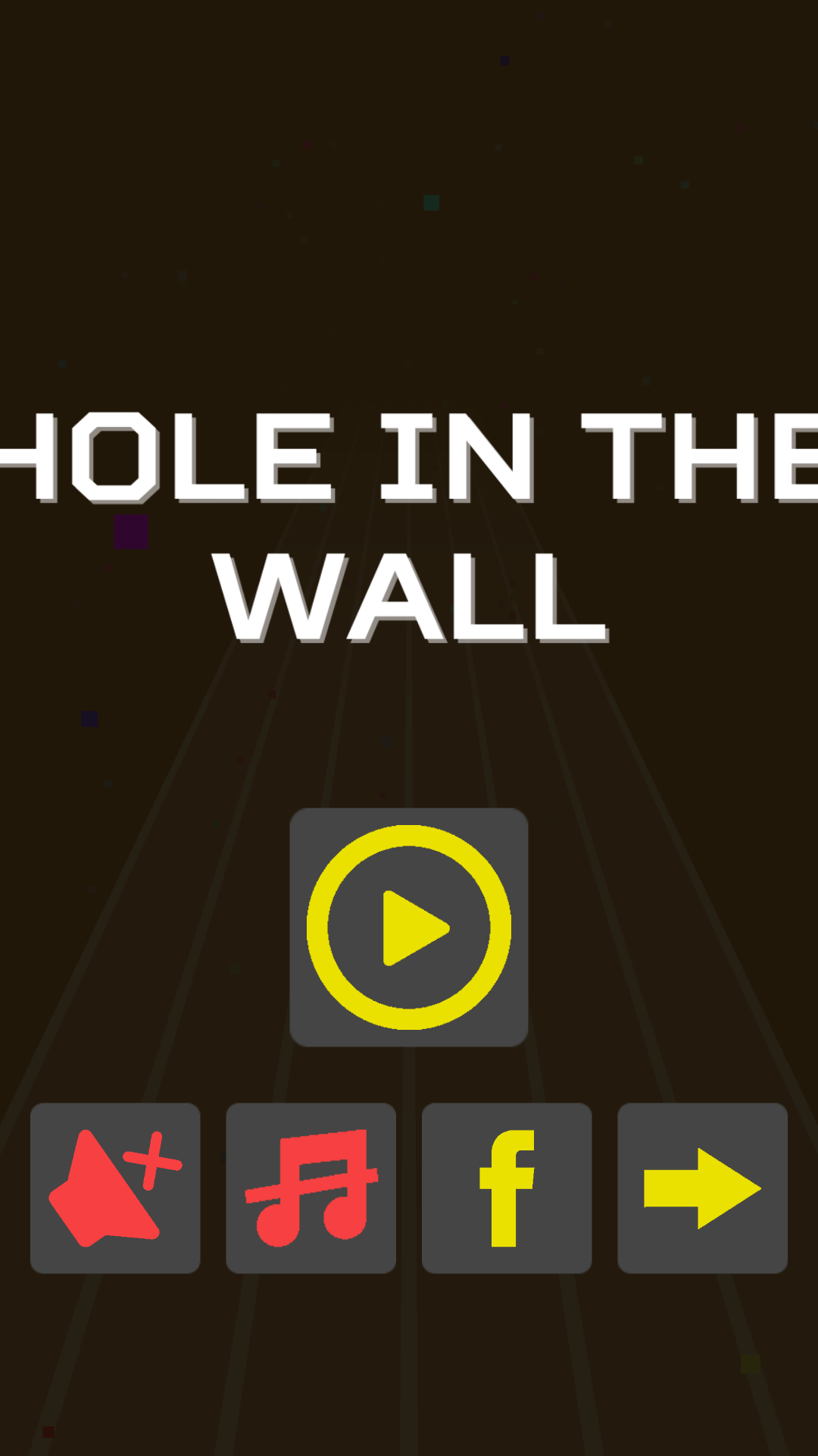 Cover art Hole in the wall