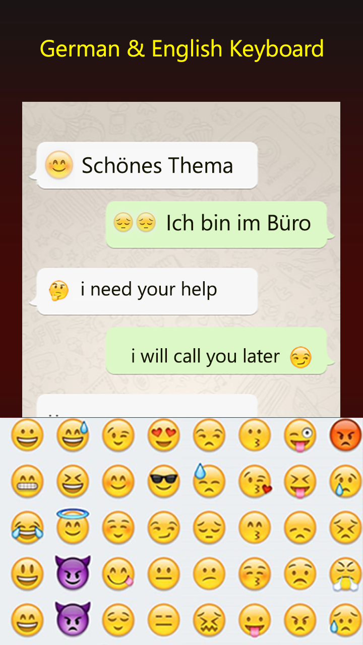 German Keyboard for Android