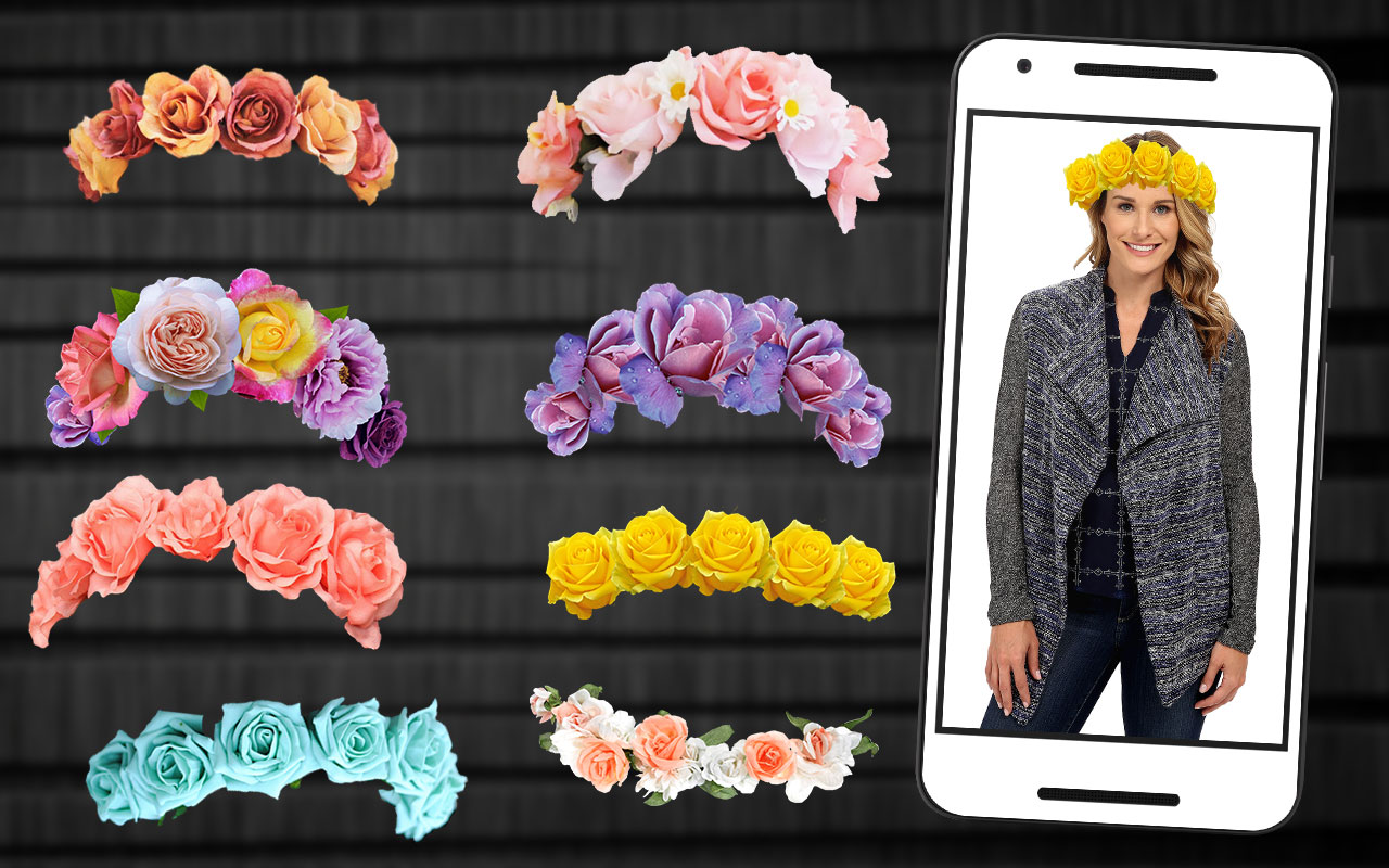 Girls photo editor - new Girls photo frame