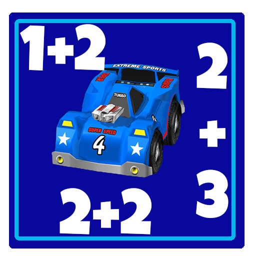 Math Game:The Race