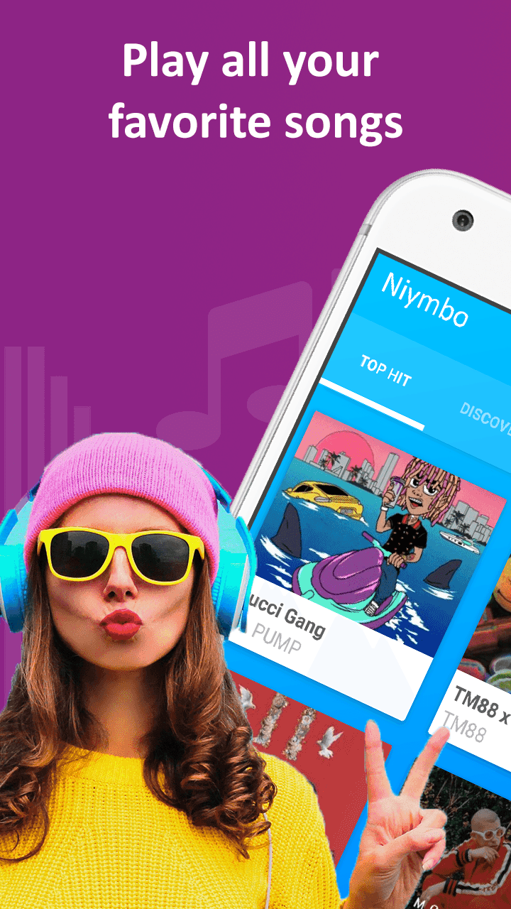Niymbo - Music Player & Free Online MP3 Music