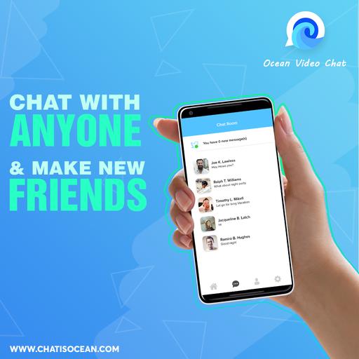 Ocean Video Chat