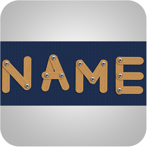 photo text designer - write your name with shapes