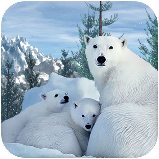 Polar Bear Family Survival
