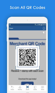 QR Scanner Rewards - Code Reader & Loyalty Deals