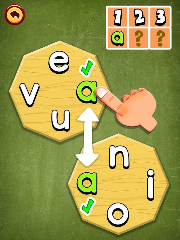 ABC Dinos: Learn to read - Preschool