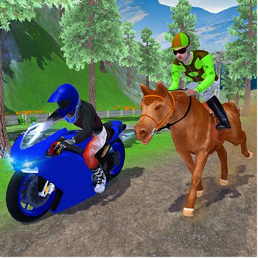 Horse Vs Bike: Ultimate Race