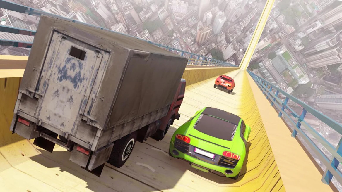 Impossible Tracks - Car Stunts 3D