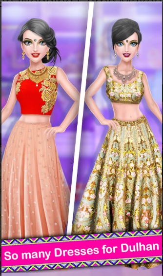 Indian Wedding Game Makeover And Spa