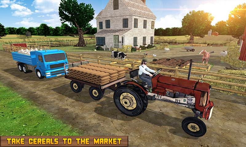 New Virtual Farmer: Farming Life Simulator