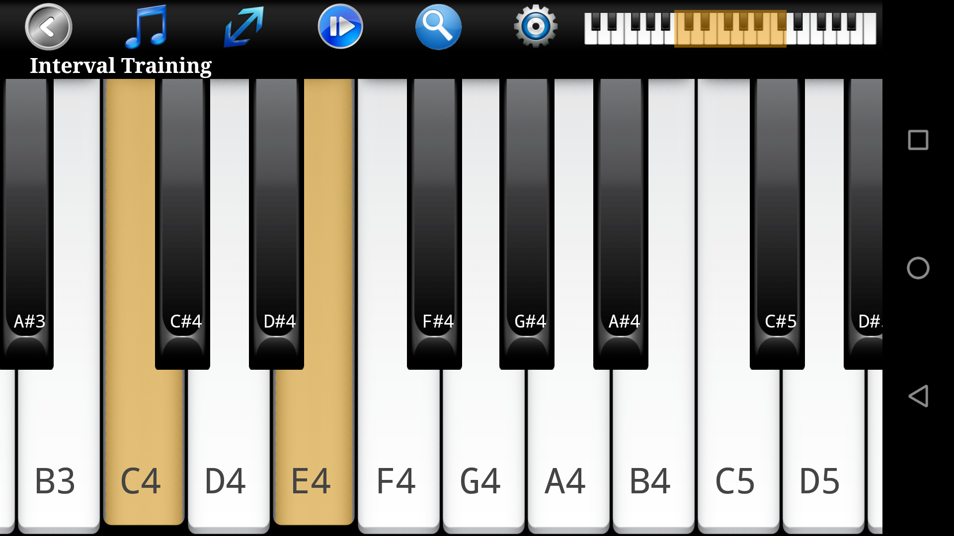 Piano Ear Training