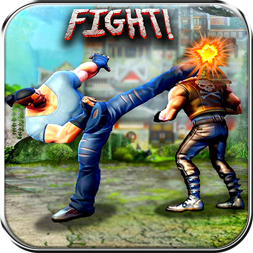 Street King Fighter: Fighting Game