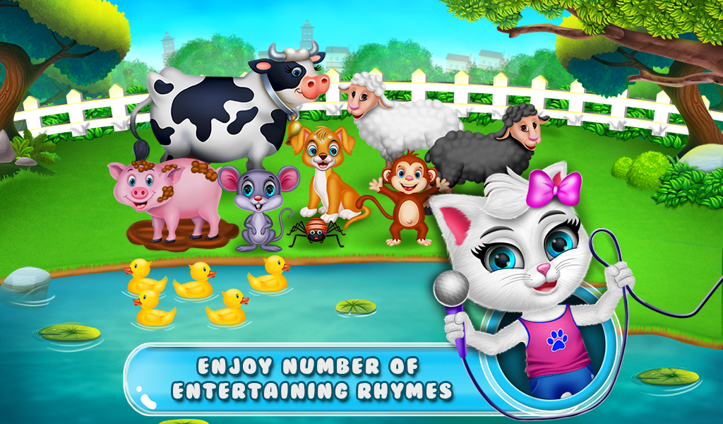 Ava's Kitty Pet Daycare : Kitty Games Activities 2