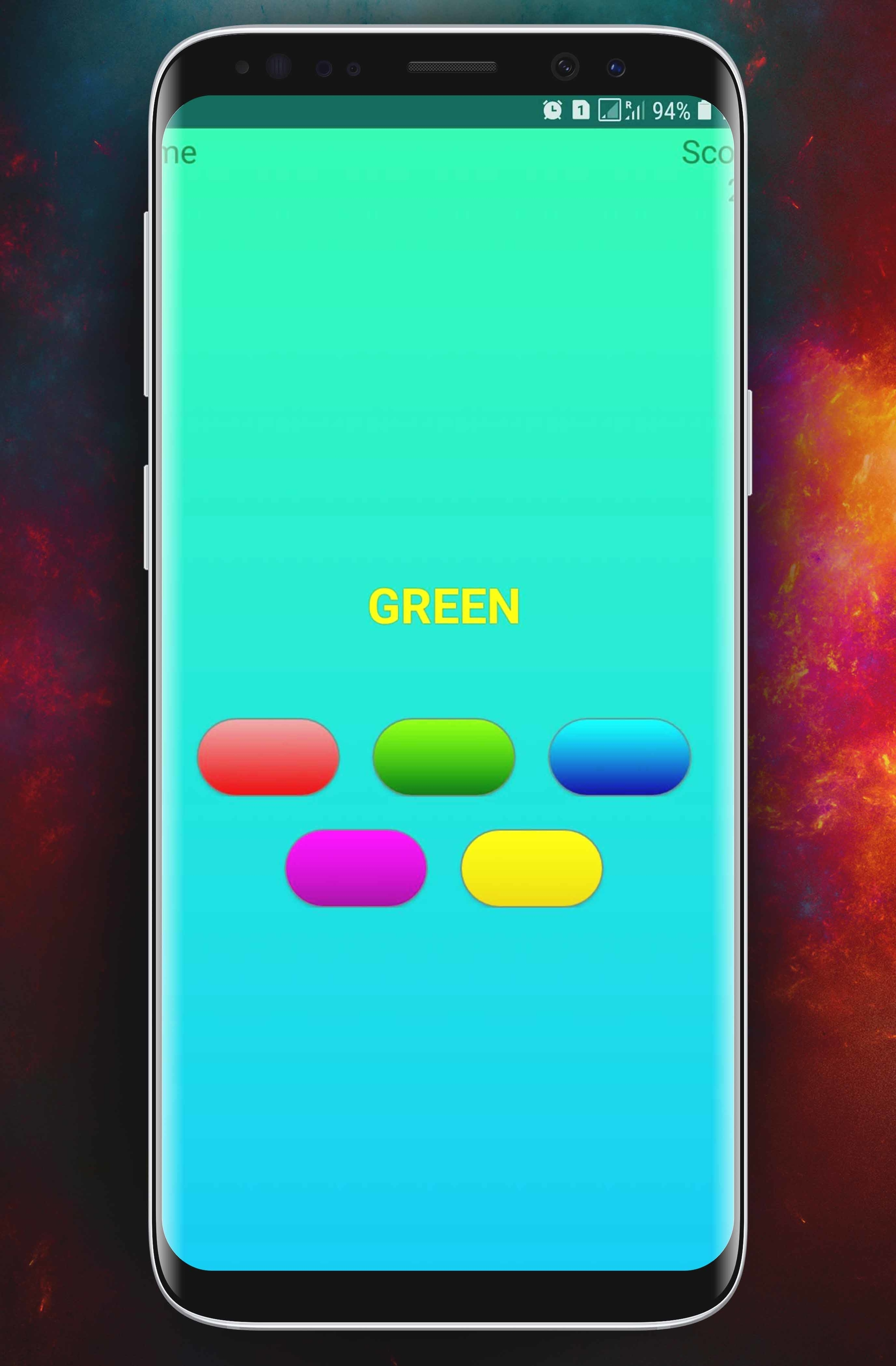 Color Tap Frenzy