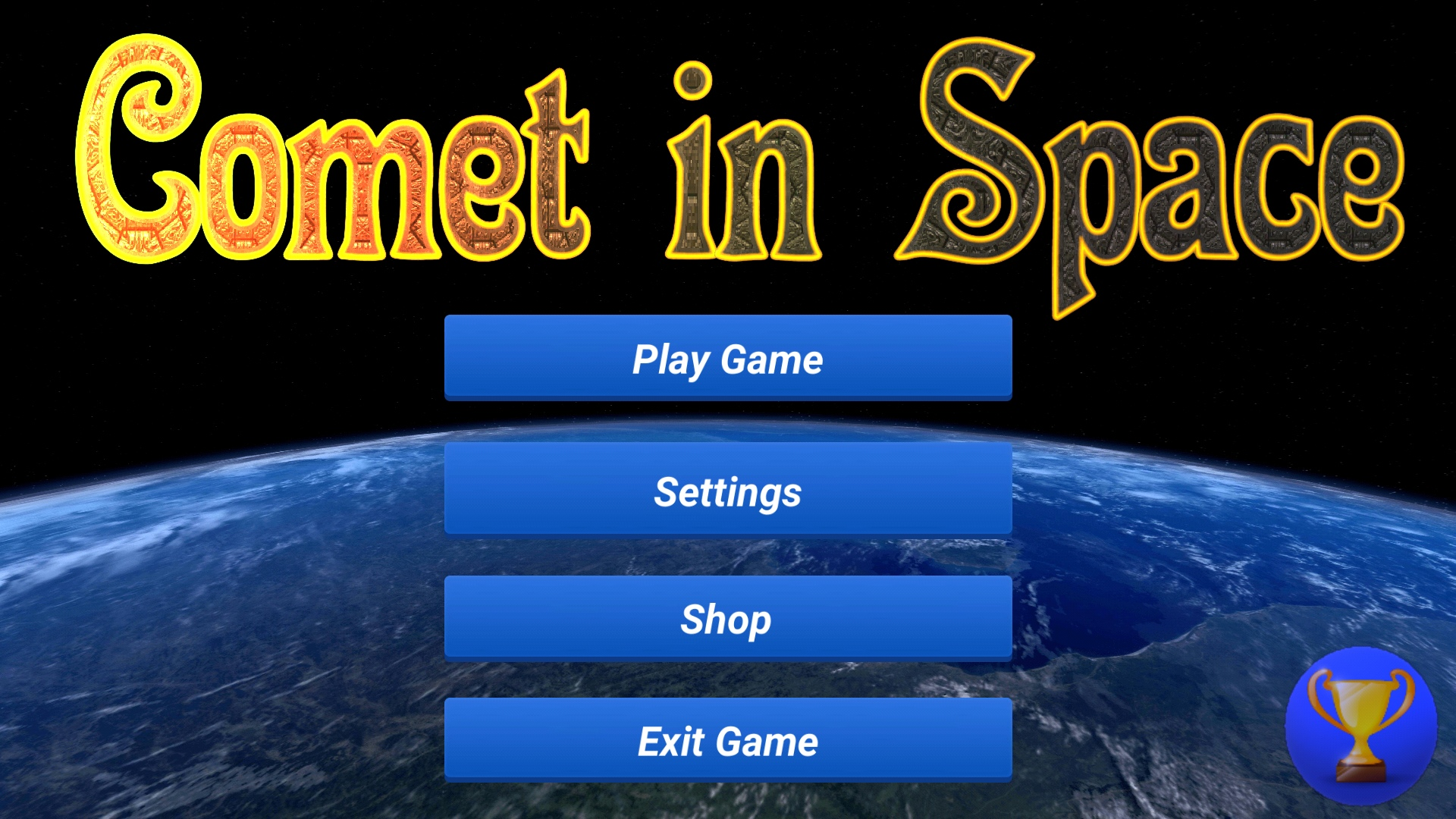 Comet in Space - Logic Game - Puzzle