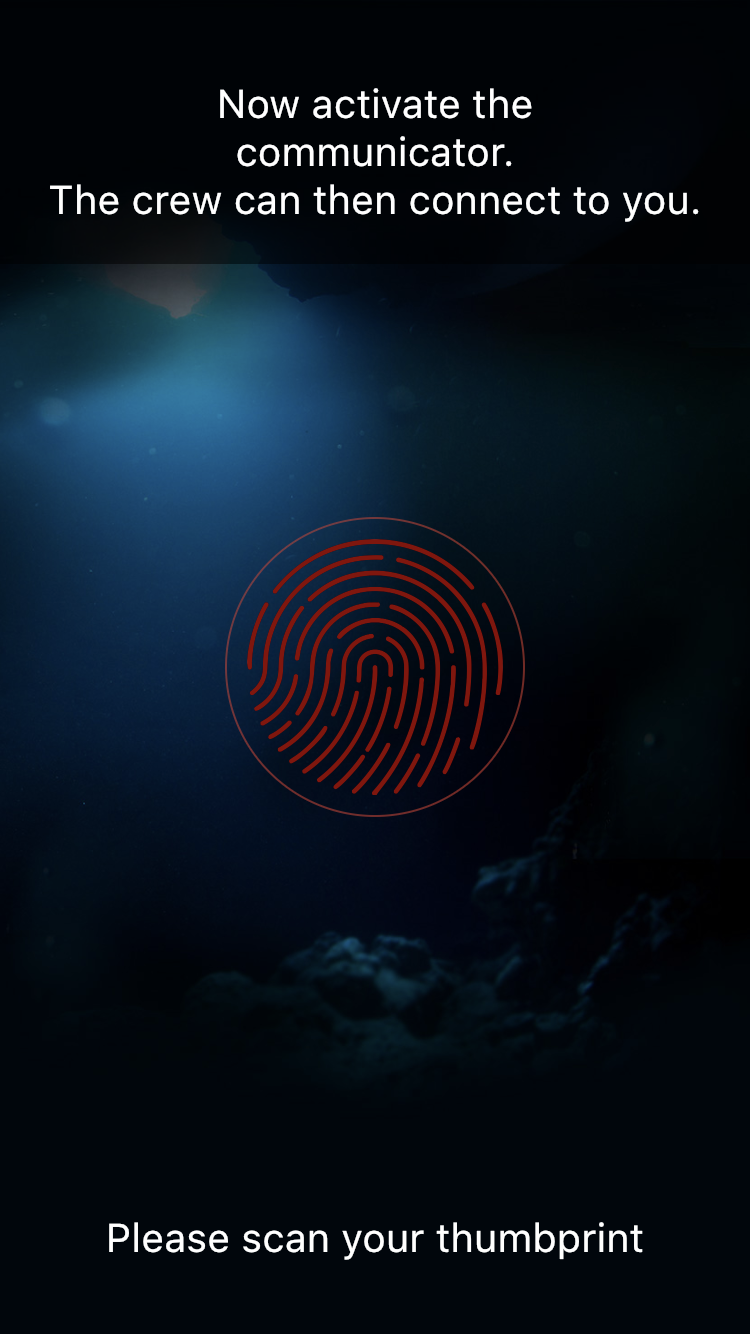 Deep 6 - Sci-Fi Text Adventure