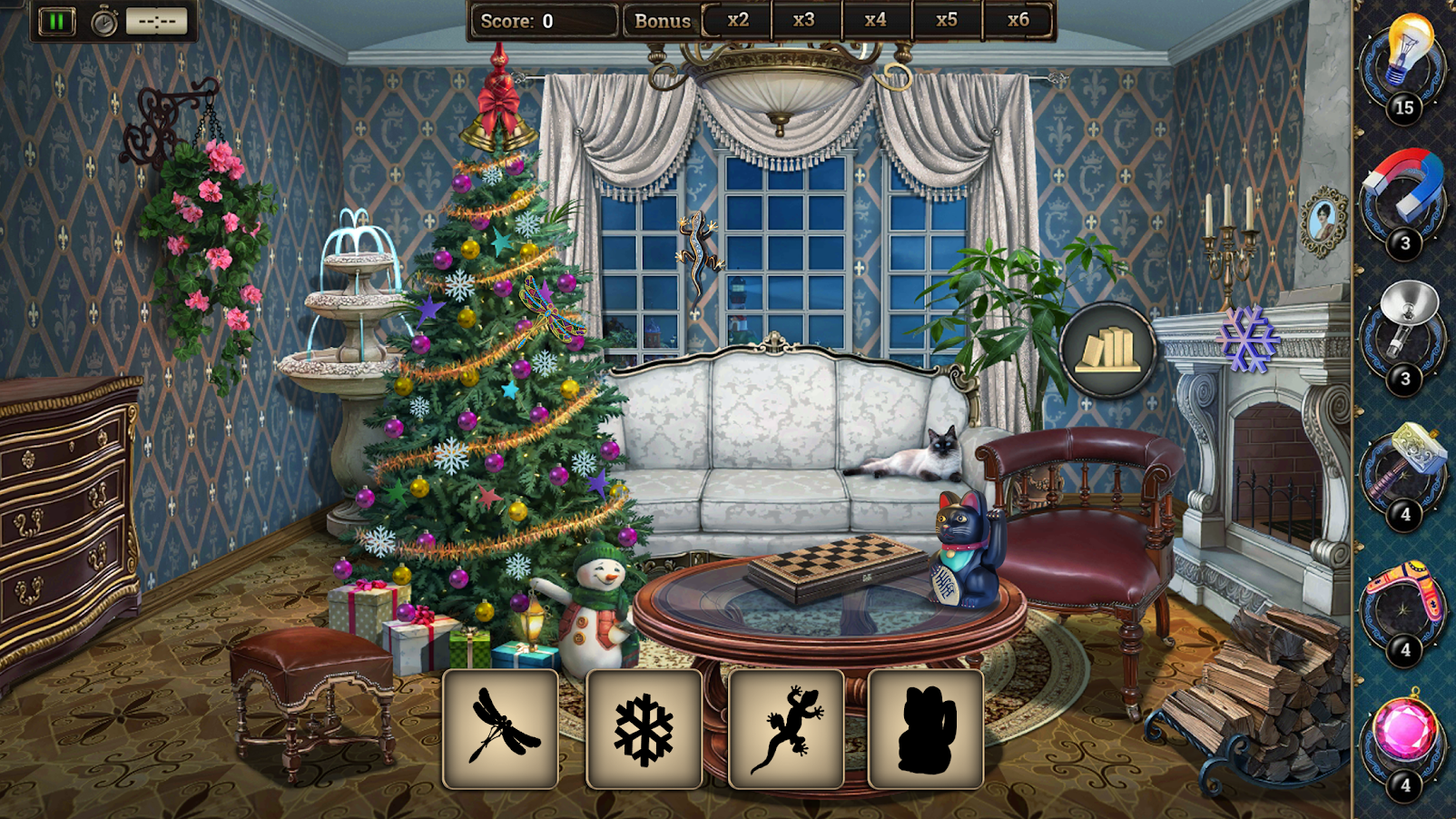 Hidden Object Games: Mystery of the City