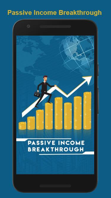 Passive Income Breakthrough - Financial Freedom